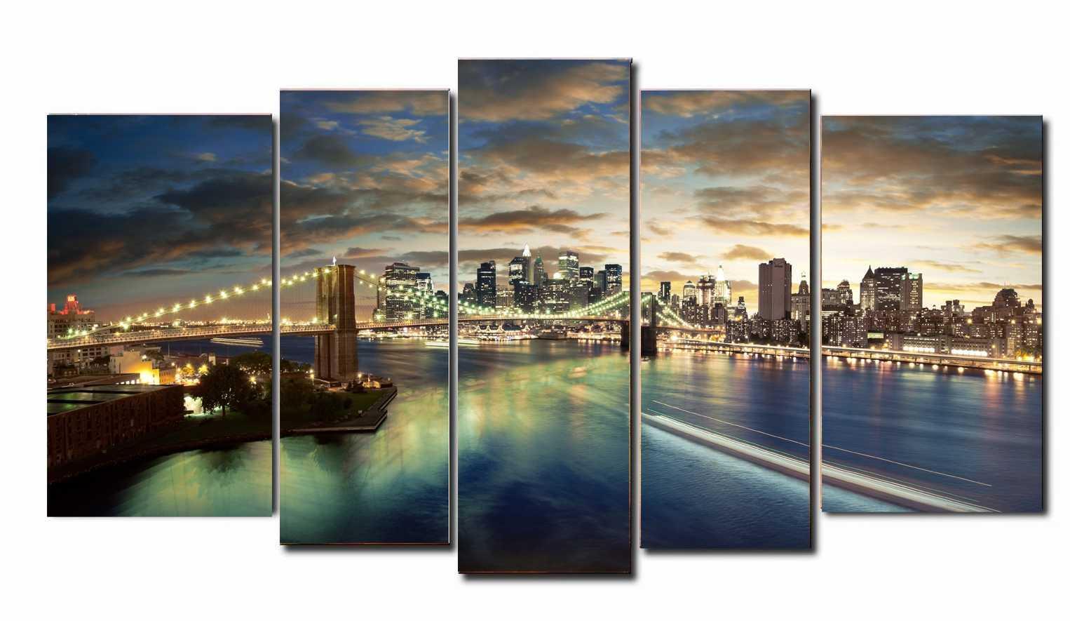 Картины составные на стену